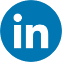 social media icon linkedin