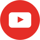 social media icon youtube
